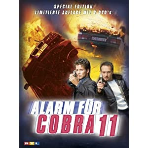 Alarm für Cobra 11 - Vol. 1 (Limited Special Edition, 2 DVDs)