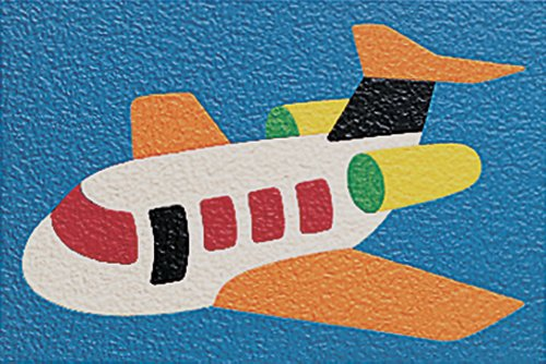 Lauri Crepe Rubber Puzzle - Airplane