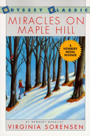 Miracles on Maple Hill (Odyssey Classic), VIRGINIA SORENSEN