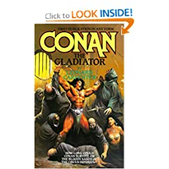 Conan The Gladiator (Tor Fantasy) by Leonard Carpenter