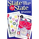 State by State Picture Playing Cards of the USA
