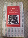 Table Graces: Prayers of Thanks