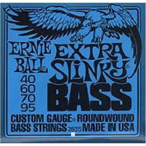 Ernie Ball 2835 Nickel Wound Extra Slinky Electric