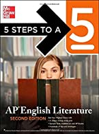 5 Steps to a 5 AP English Literature, -