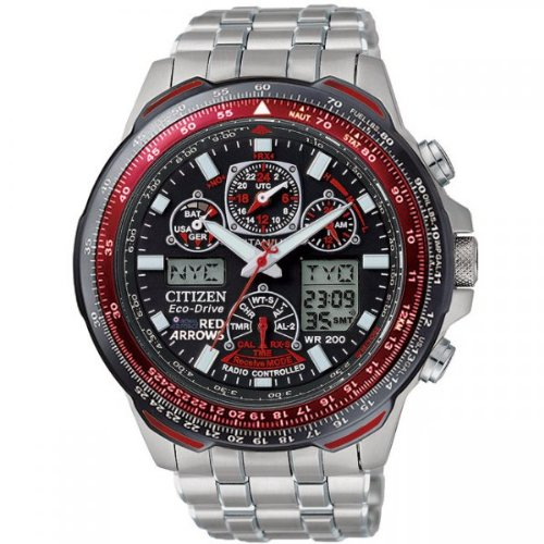 Citizen JY0110-55E Mens Red Arrows Titanium Watch