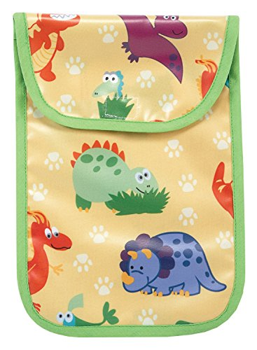 AM PM Kids! Diaper Clutch, Dino-Mite