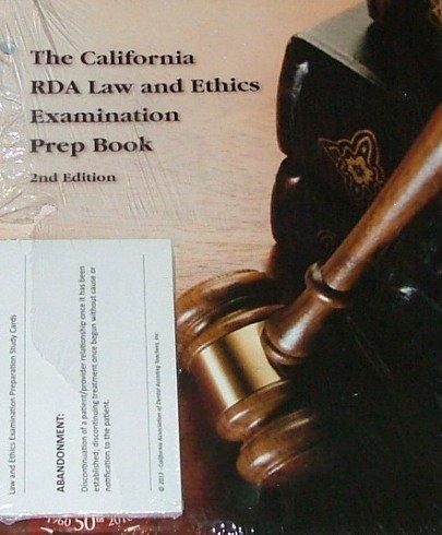 The California RDA Law and Ethics Examination Prep Book...