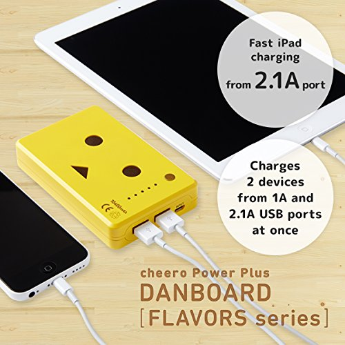 Cheero Power Plus DANBOARD Version 10400mAh Power Bank