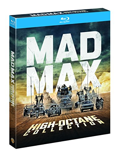 Mad Max Anthology: High Octane Edition (6 Blu-Ray)