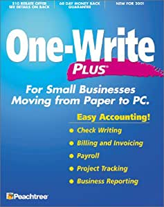 One-Write Plus 8.0