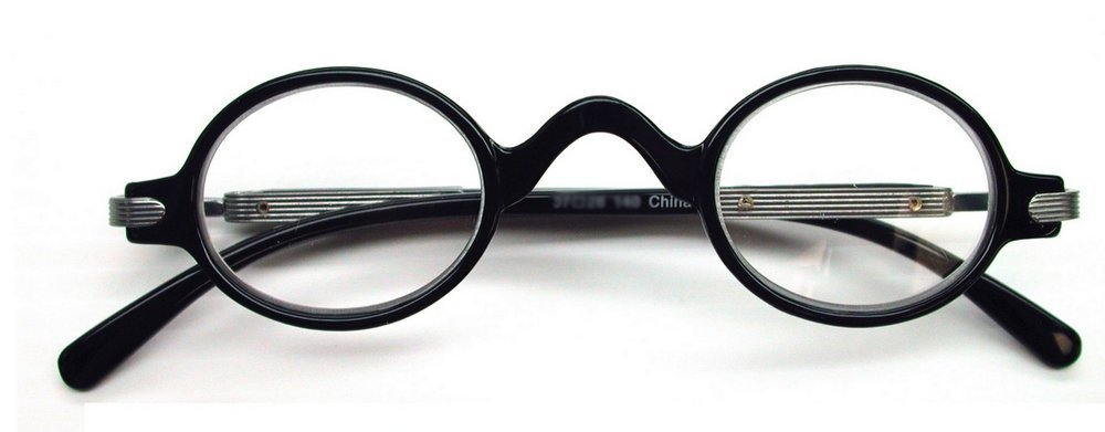 The Professor - Vintage Style Reading Glasses 0