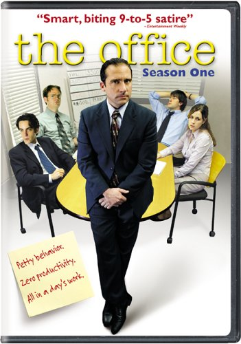 Cover art for  The Office: Season One