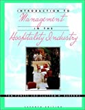 img - for Introduction to Management in the Hospitality Industry, Seventh Edition and NRAEF Student Workbook Package book / textbook / text book