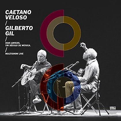 Caetano Veloso/Gilberto Gil - Dois Amigos, Um Século de Música: Multishow Live