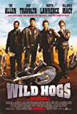 Wild Hogs Movie Poster (27 x 40 Inches - 69cm x 102cm) (2007) -(John Travolta)(Tim Allen)(Martin Lawrence)(William H. Macy)(John C. McGinley)(Ray Liotta)