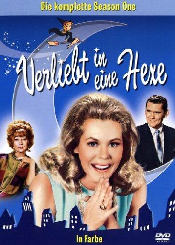 Verliebt in eine Hexe - Die komplette Season 1 (4 DVDs)