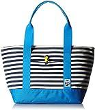 [チャムス] CHUMS トートバッグ Tote Bag Sweat Nylon M CH60-0686 N032 (NVY・Natural/Blue)