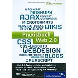 """Praxisbuch Web 2.0: Moderne Webseiten programmieren und gestalten (Galileo Computing)von """"Vitaly Friedman"""""""