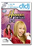 Leapfrog Didj Custom Learning Game Hannah Montana