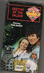 Doctor Who: Destiny Of The Daleks [VHS]