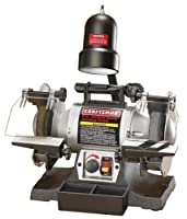 Craftsman 9-21154 Variable Speed 6-Inch Grinding Center by Builders World Wholesale Distribution
