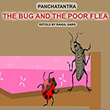 The Bug and the Poor Flea Audiobook by Rahul Garg Narrated by  Dhruv