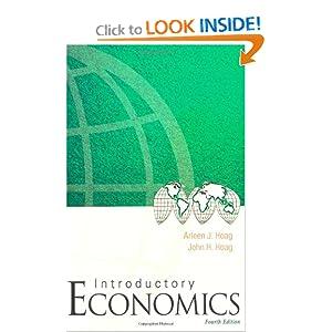 Introductory Economics Arleen J. Hoag, John H. Hoag