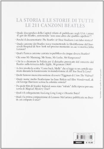 Libro il libro bianco dei beatles la storia e le storie di tutte le canzoni di franco zanetti - Tutte le canzoni dei gemelli diversi ...