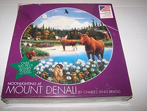 Moonlighting At Mount Denali By Charles Lynn Bragg