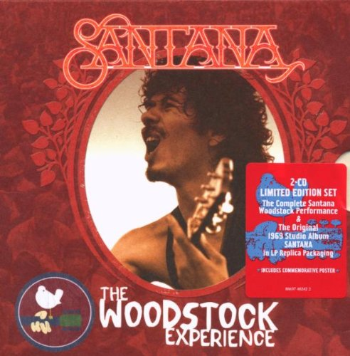 Santana - The Woodstock Experience (Disc1) Santana - Zortam Music