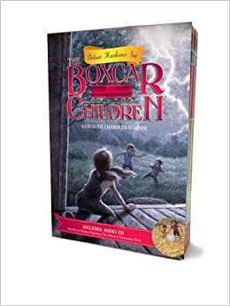The Boxcar Children Deluxe Hardcover Boxed Gift Set