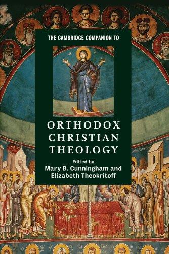 The Cambridge Companion to Orthodox Christian Theology Paperback (Cambridge Companions to Religion)