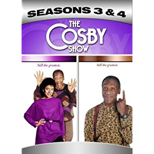 Cosby Show Seasons 3 & 4