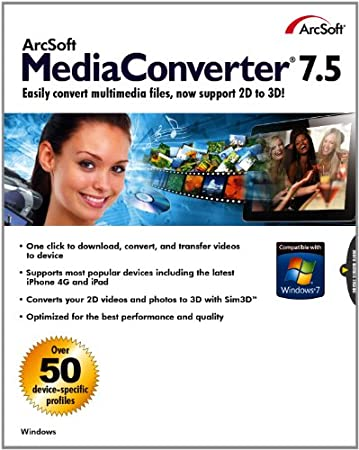 ArcSoft MediaConverter 7.5 [Download]