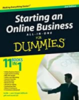 Starting an Online Business All-in-One Desk Reference For Dummies, 2nd Edition ebook download