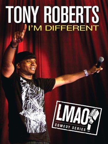 Tony Roberts - I'm Different
