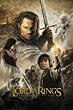 GB eye 61 x 91.5 cm Lord Of The Rings Return Of The King One Sheet Maxi Poster, Assorted