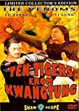 Cover art for  Ten Tigers from Kwingtung