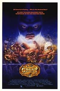 Grunt! The Wrestling Movie Movie Poster (27 x 40 Inches - 69cm x 102cm) (1986) -(Wally Greene)(Steven Cepello)(Dick Murdoch)(John Tolos)