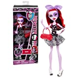 Mattel Year 2012 Monster High Dance Class Series 11 Inch Doll Set - Daughter Of The Phantom Of The O