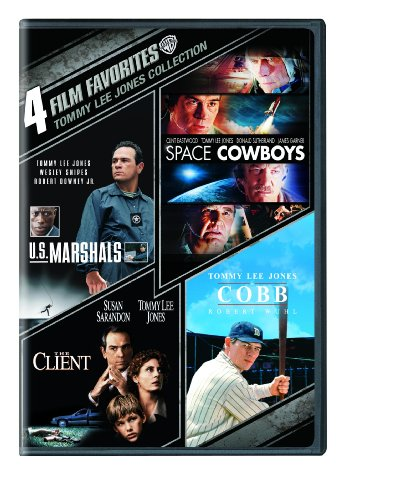 Cover art for  4 Film Favorites: Tommy Lee Jones Collection