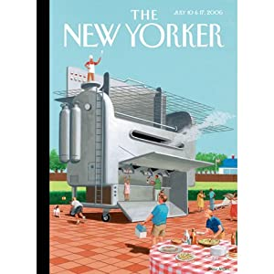 The New Yorker (July 10 & 17, 2006) - Part 1 | [Adam Green, Seymour Hersh, Tad Friend, Nancy Franklin, David Denby]
