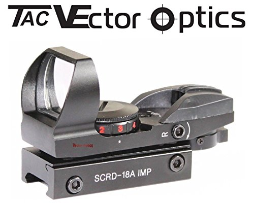 Vector Optics Imp 1x23x34 Weaver Red Green Dot