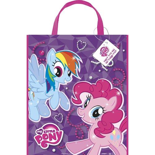 """My Little Pony Deluxe Favor Bag, 13 x 11"""""""