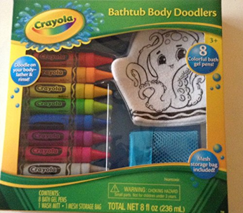 Bathtub Body Doodler by Crayola