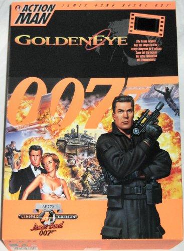 Picture of Hasbro James Bond 007 GoldenEye Action Man Black Ops Commando 12-Inch Action Figure (1999) (B004KMYRL2) (Hasbro Action Figures)