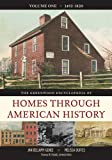 img - for The Greenwood Encyclopedia of Homes through American History: [Four Volumes] (v. 1-4) book / textbook / text book