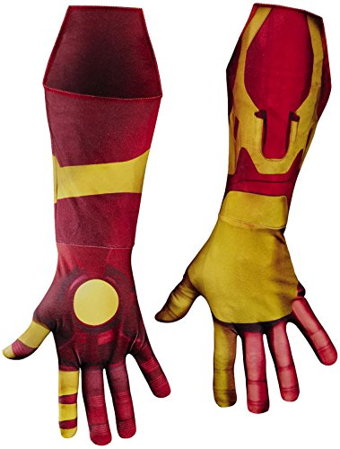 Iron Man Mark 42 Deluxe Adult Gloves