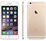 Apple iPhone 6 Plus 16GB Factory Unlocked GSM 4G LTE Smartphone, Gold (Certified Refurbished)