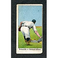 1909 E92 Croft's Candy Boss Schmidt Tigers VG 271900 Kit Young Cards